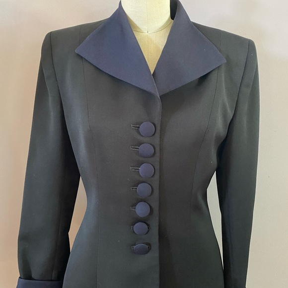 Christian Dior jacket and skirt suit